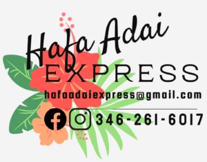 Hafa Adai Express Logo